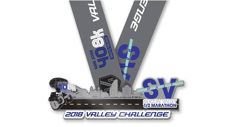 Valley Challenge Medal